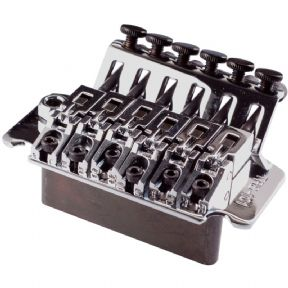 LICENSED FLOYD ROSE TREMOLO CHROME